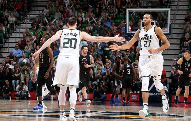 Le Jazz remporte un succès important contre les Clippers
