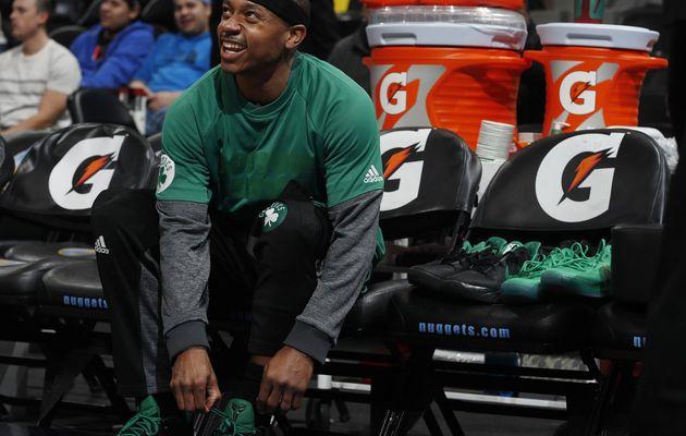 Isaiah Thomas ratera les deux prochains matchs des Celtics
