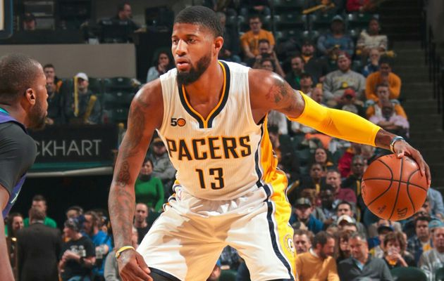 Paul George s'occupe des Hornets avec un record personnel de la saison (39 points)