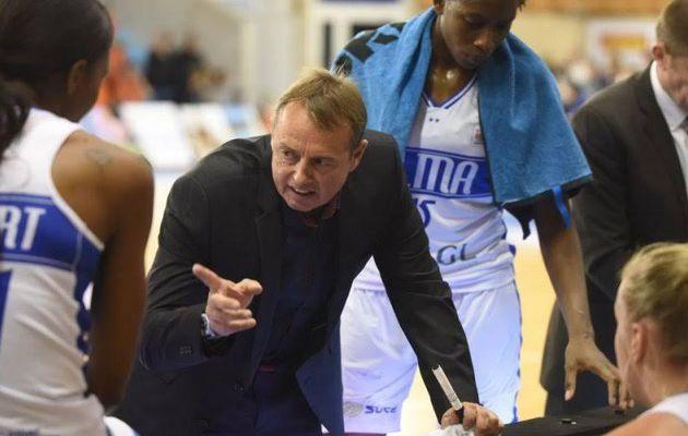 Lattes-Montpellier toujours leader de la LFB