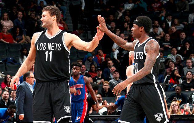 Brook Lopez écoeure les Pistons au buzzer