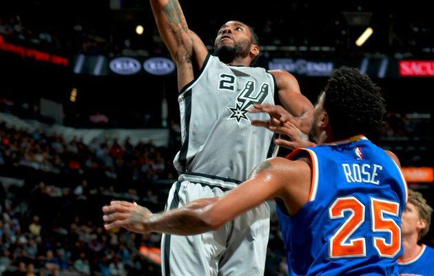 San Antonio enterre définitivement les espoirs des Knicks