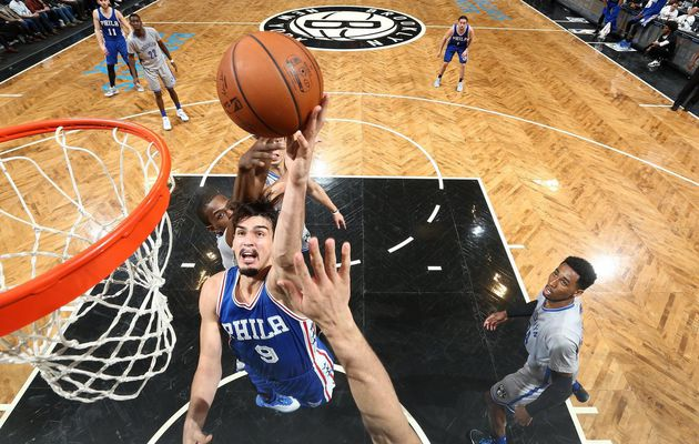 Les Sixers s'imposent face à Brooklyn