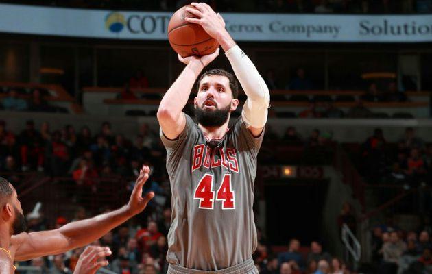 Nikola Mirotic et Chicago enfoncent les Cavaliers, Boston redevient leader à l'Est, LeBron James dépasse Shaquille O'Neal