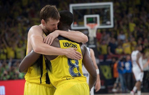 Le Fenerbahçe Istanbul écarte le Real Madrid et rejoint l'Olympiakos en finale de l'Euroleague