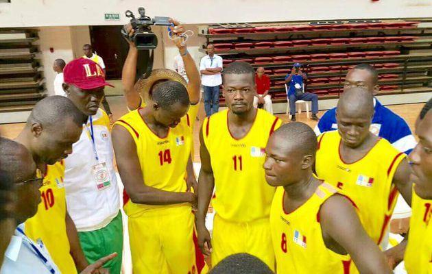Le Tchad et la Centrafrique disputeront le dernier ticket qualificatif pour l'Afrobasket 2017