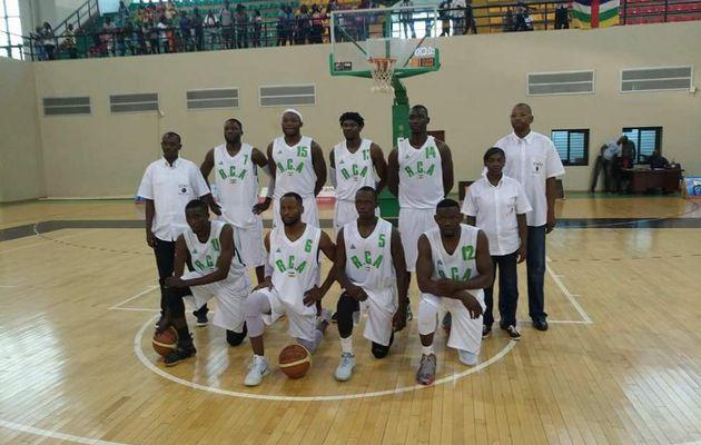 Tournoi de repêchage : La République Centrafricaine écarte le Tchad et valide son billet pour l'Afrobasket 2017