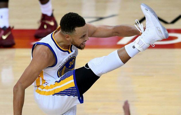 """Stephen Curry : """" On a gagné mais on peut jouer mieux """""""