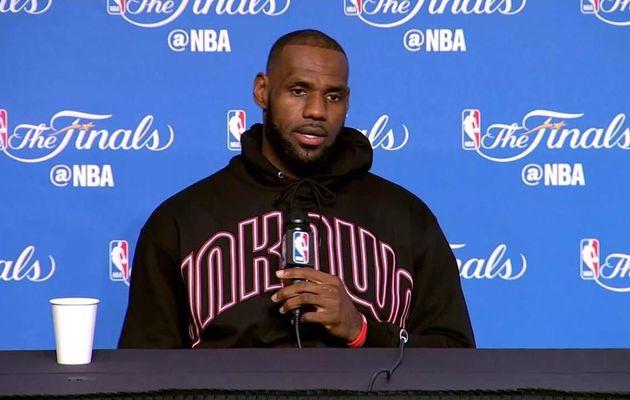 LeBron James n'abdique pas, mais se prépare au pire