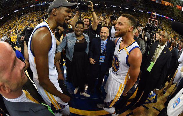 """Kevin Durant : """" Ça va être encore meilleur la saison prochaine, nous n'avons aucune limite """""""
