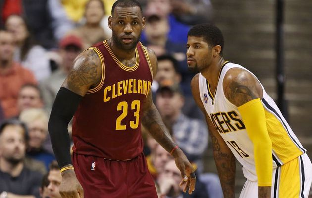 Indiana proprose Paul George aux Cleveland Cavaliers