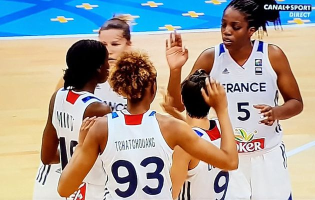 Eurobasket féminin : La France qualifiée pour les quarts de finale