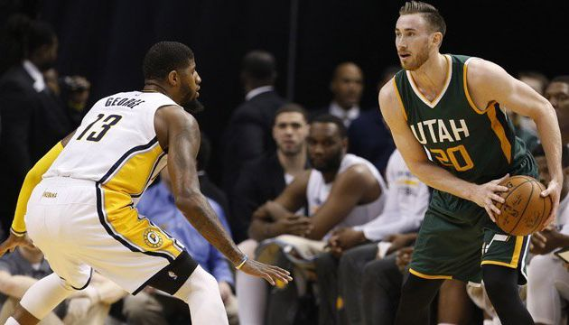 Boston veut mettre la main sur Gordon Ayward et Paul George