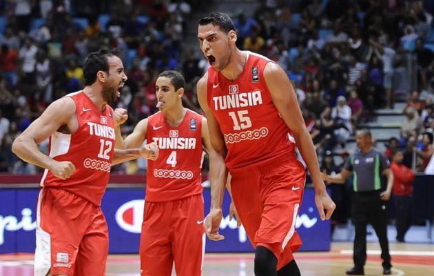 Afrobasket masculin 2017 : les Tunisiens en stage de préparation au Portugal, en France et en Espagne
