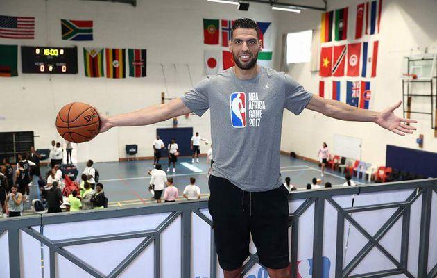 Afrobasket 2017 : Salah Mejri rejoindra le Cinq National à partir du 15 août