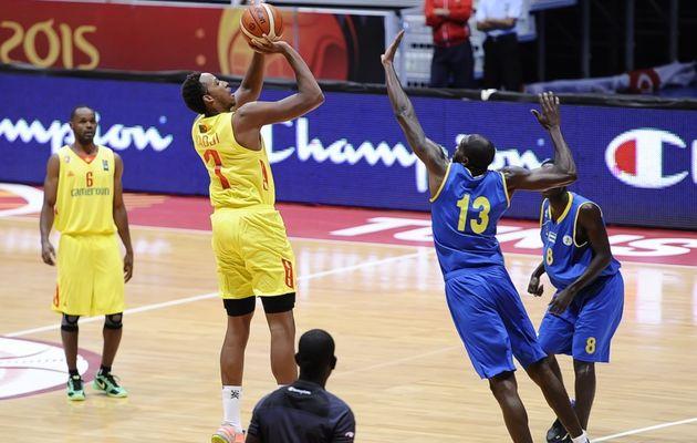 Afrobasket masculin 2017 : le Cameroun affrontera le Brésil deux fois à Sao Paulo en match de préparation