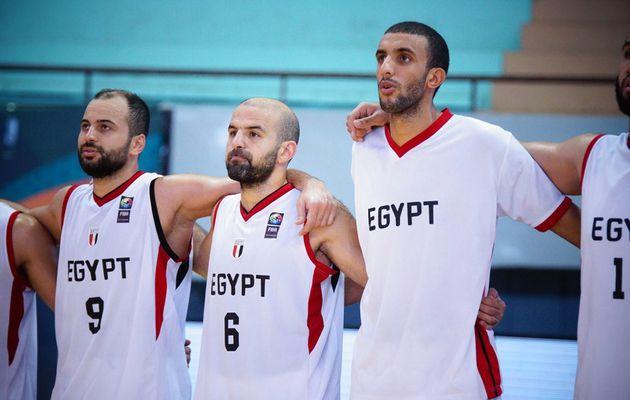 Afrobasket masculin 2017 : l'Égypte fait un grand pas vers les quarts de finale