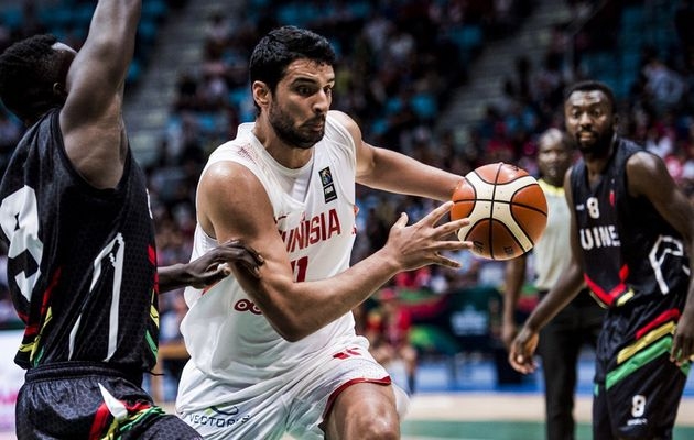 Afrobasket 2017 : la Tunisie bat la Guinée et conserve son invincibilité