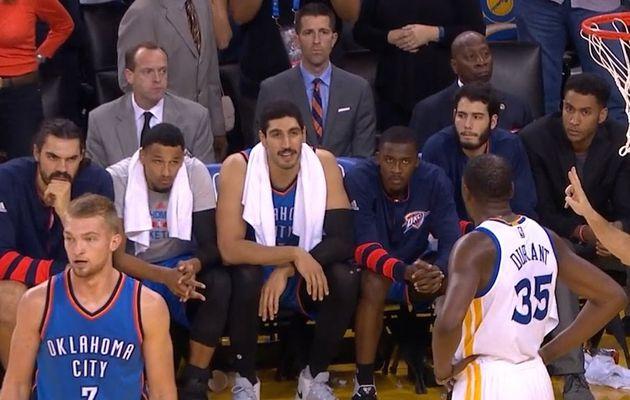 Les joueurs d'Oklahoma City réagissent aux déclarations de Kevin Durant