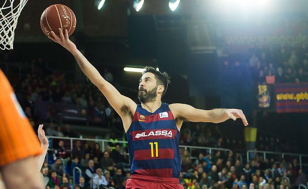 Juan Carlos Navarro a signé un contrat de dix ans à Barcelone