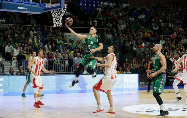 Le Malaga domine l'Etoile Rouge de Belgrade