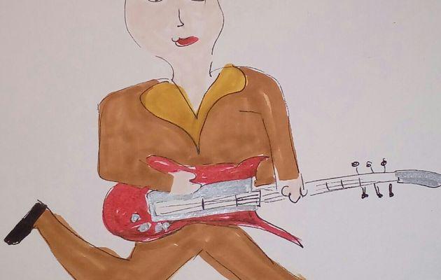 Air Guitare