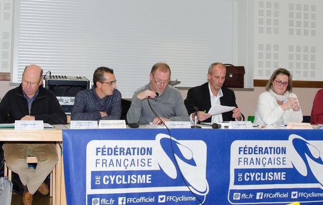 Assemblée générale du Sablé Sarthe Cyclisme 2016