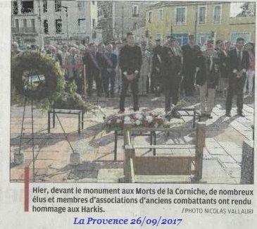 Journée nationale d'Hommage des Harkis, et membres des formations supplétives à Marseille (13)