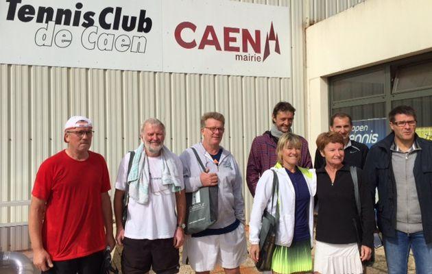 FINALES TOURNOIS SENIORS + CAEN