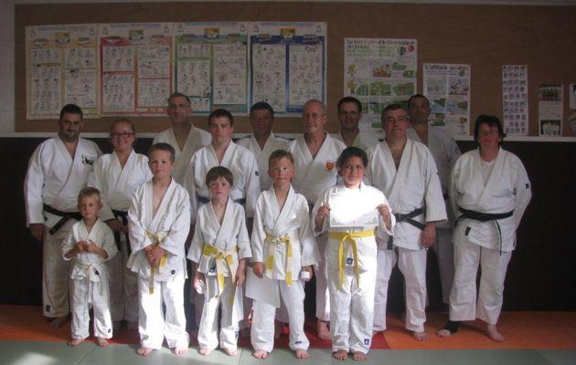 La rentrée Sportive avec le JCRAI, le Mardi c'est judo enfant et Taïso pour les parents