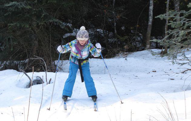 Journée ski à La Féclaz le 30/12/16