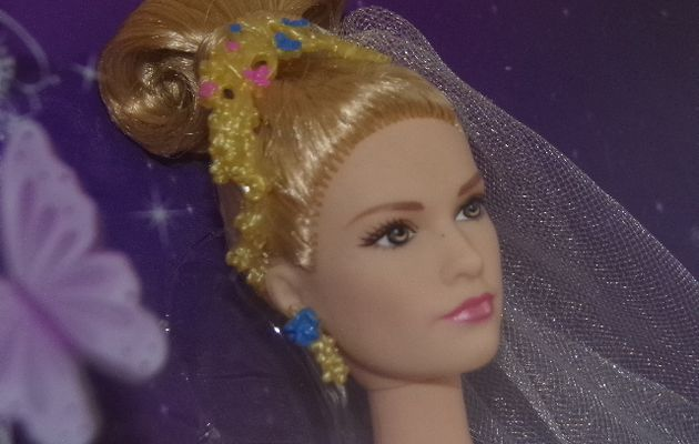 Barbie collector Disney Film Princesse Cendrillon Mariage Cinderella Wedding