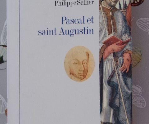 Philippe SELLIER - Pascal et saint Augustin - neuf