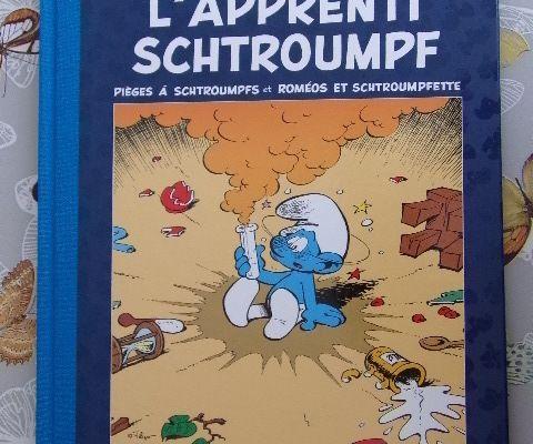 LA COLLECTION HACHETTE LES SCHTROUMPFS Peyo 1971 - L'APPRENTI SCHTROUMPF