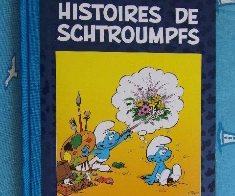 B.D. Collection Les Schtroumpfs - Histoires de Schtroumpfs - Hachette 2016 - Peyo