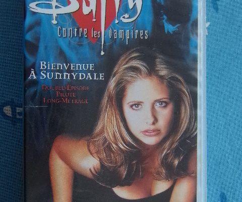 Cassette vidéo - VHS - Buffy contre les vampires