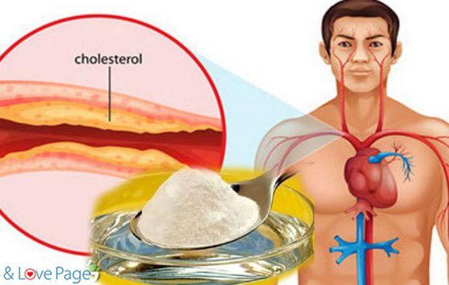 La meilleure médecine contre le cholestérol et l'hypertension artérielle