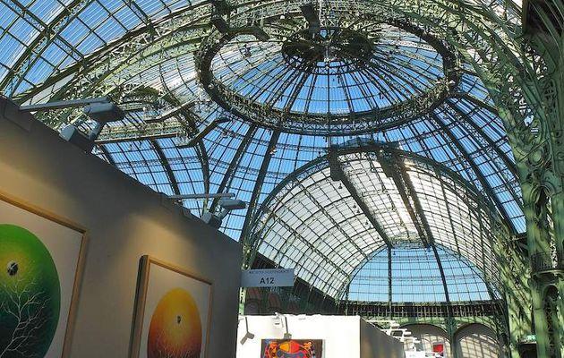 Art en capital 2017-grand palais-Paris.