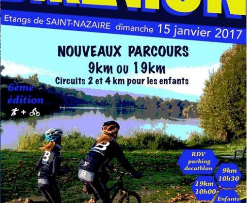 Un tour à Vélo ou Footing ?