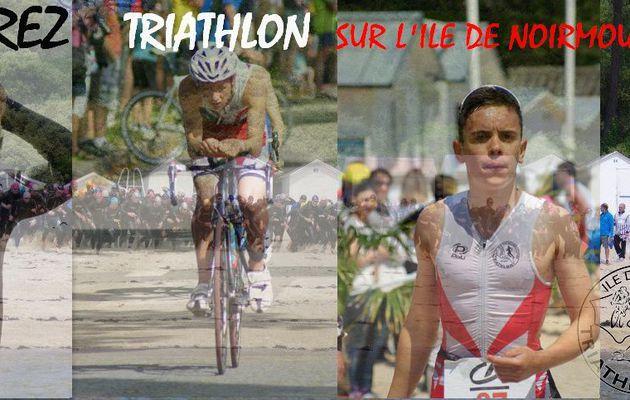Triathlon de Noirmoutier : Jan Gutermann, encore.
