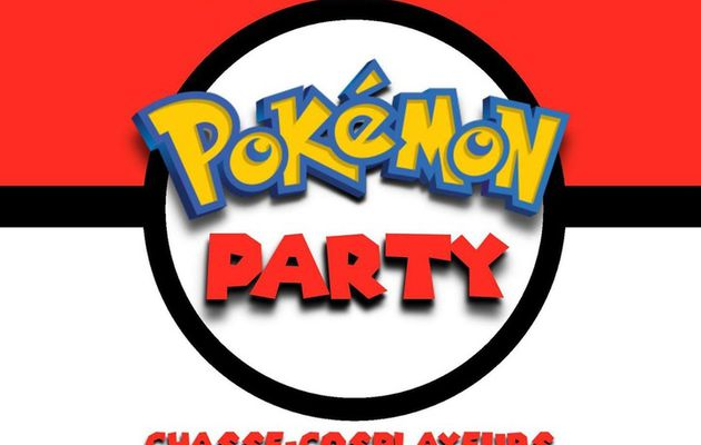 Pokemon party chez Leclerc!