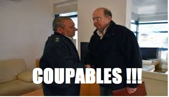 Coupables !!!