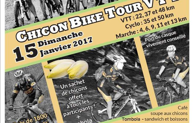 Chicon Tour Bike 2017