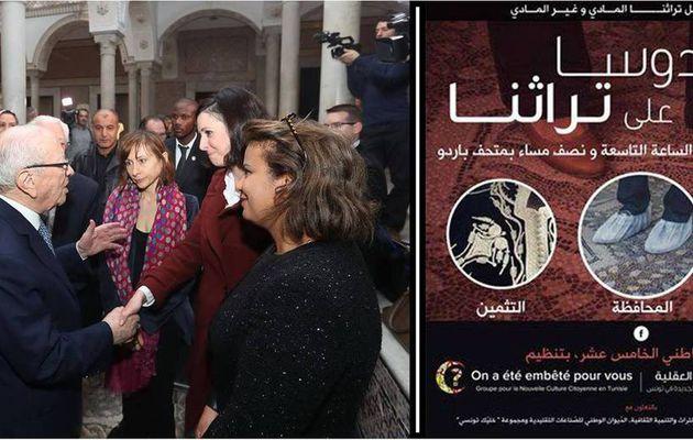 Lettre ouverte des Embêtés à Monsieur le Président de la République: Arrêtons de piétiner notre patrimoine