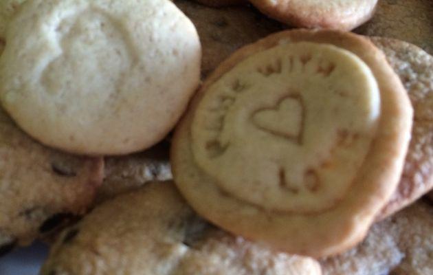 Les petits biscuits