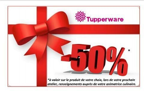 Réduction Tupperware