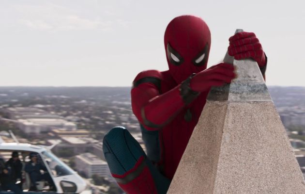 Making-of : Spider-Man : Homecoming