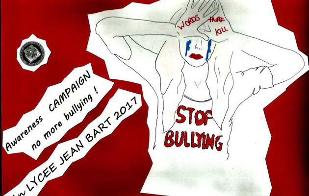 AO9 BULLYING STOPS HERE: posters