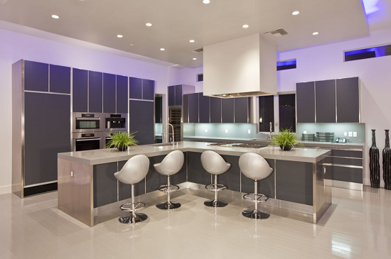 LED Inbouwspots are Fabulous for a Kitchen