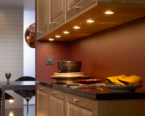 Can you Use LED Inbouwspots in a Kitchen?